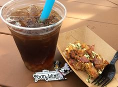 Here's What Happened When We Tried All the Food at Disney California Adventure's Food and Wine Festival   Fried Artichokes Carbonara