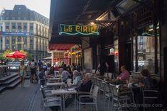 Después de recorrer los edificios de estilo art noveau de Bruselas necesitarás sentarte a descansar... y ¿qué mejor que un café art noveau?