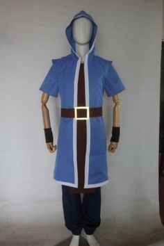 Clash of Clans Wizard  Lv.4 Cosplay Costume Custom Made