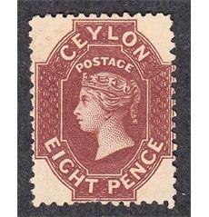 ceylon stamps