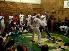 Comemoração 40 anos de Capoeira de Mestre Ponciano  Grupo Cordão de Ouro...