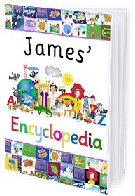 My Personalised Encyclopedia From £9.99