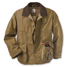 Filson has been around since 1897. This Upland Jacket should last even longer.
