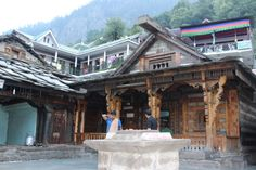 Simple #Travel & #Tourism Guide to #Manali - Vashisht Temple and Hot #Sulphur #Springs