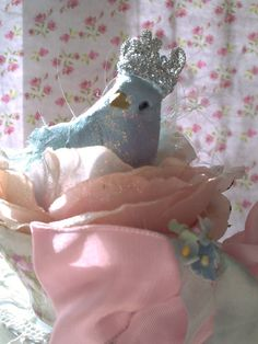 Pretty Is . . . Tea Party Hats, Broken Wings, Learn To Fly, Easter Parade, Bird Crafts, Paperclay, Thinking Outside The Box, Pretty Pastel, Tis The Season