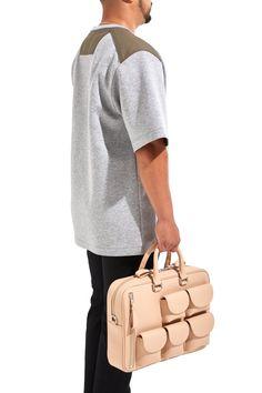 Explorer Briefcase For Men, Briefcases, Bucket Bag, Leather, Bags, Women, Fashion, Handbags, Moda