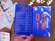 Film Festival Brochure on Behance