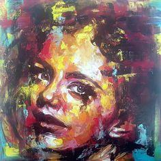 New piece done and done  Feedbacks are always appreciated!! . . . #artstudio #abstractart #artlife #art #art #artwork #artist #artistsoninstagram #artistic #portrait #colour #colourpop #acrylic #acrylicpainting #spontaneousrealism #paint #painting #graffiti #graffitiart #egyptian #egypt #egyptianartist