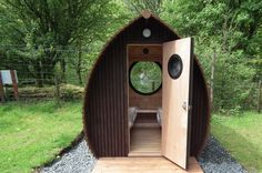 The Ardlui Hotel, Marina & Holiday Home Park, Loch Lomond lies in the ancient heart of Scotland among the breathtaking scenery of The Loch Lomond and. Camping Pod, Dome Structure, Pallet Shed, Bothy, Loch Lomond, Earth Homes, Air B And B, Small Places, Tiny Spaces