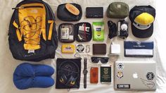 Long flights are tough, but motorcycle journalist and Everyday Carry reader Wes keeps things as pleasant as possible with his carry-on bag loadout.