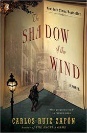 The Shadow of the Wind by Carlos Ruiz Zafon (Paperback)