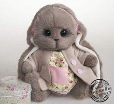 Bunny, teddy bunny,rabbit Enni by By Irina Vnukova | Bear Pile