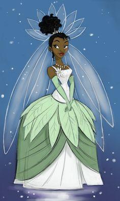 The Disney Princesses; Beauty Shines Through In This Visual Development Art