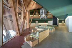 Arquitectura: Casa Gazebo en la ladera de una montaña en el Ecuador.   ARQUITECTURA, LITERATURA [+]