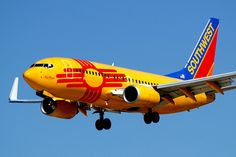 Southwest Airlines New Mexico One Boeing 737-7H4 N781WN | Flickr - Photo Sharing!
