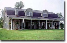 Ranch+Styles+Pole+Barn+Home | Pole Barn House Plans – Traditional barns in a Modern World