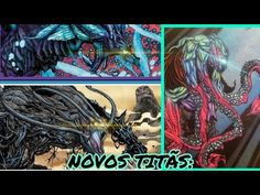 Os três novos Kaijus do monsterverse! ( tiamat,Kraken e amhuluk) - YouTube Kraken, Youtube, Youtubers, Youtube Movies