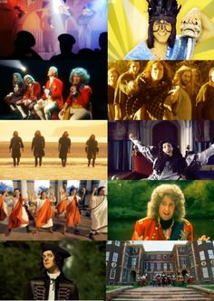 Horrible Histories collage!