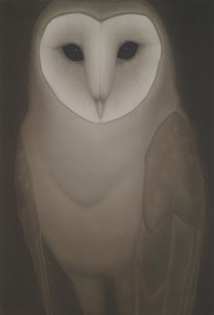 owl painting for Lindsey