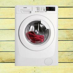 Lavadora AEG L68280FL - 8 kg - 1200 r.p.m. - A+++ #hogar #electrodomesticos #ropa