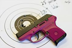 A pink gun I would actually buy! What a Hot Ruger!!!