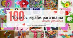 100 IDEAS DE REGALO PARA EL DIA DE LA MADRE-mamaynene blog #mamaynene #mothersday #diadelamadre #regalo #mamá #maternidad #mayo #bloggermom #mom #mommy #mamá #craftforkids #manualidadesconniños #niños #preeschool #toddlers