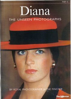 Diana, the unseen photographs part 3