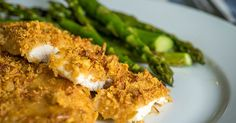 5 Ingredient Baked ranch chicken - With 5 Pantry Staples You Can Have A Delicious Dinner In No Time! Turkey Recipes, Meat Recipes, Chicken Recipes, Dinner Recipes, Cooking Recipes, Healthy Recipes, Baked Ranch Chicken, Crispy Chicken, R Cafe
