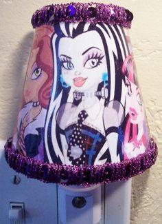 Monster High Lamp