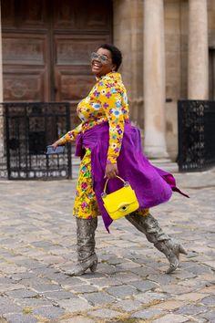 Black Women Fashion, Curvy Fashion, Plus Size Fashion, Fat Fashion, Curvy Street Style, Street Style Looks, Curvy Style, Cool Street Fashion, Paris Fashion
