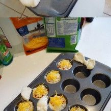 Pizza Cupcakes – How Cool is That?