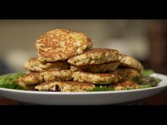 What's Cooking With Kimberley:  Salmon Patties