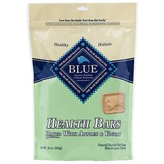 Blue Buffalo Health Bars with Apple and Yogurt Treats For Dogs *** Learn more by visiting the image link. (This is an affiliate link and I receive a commission for the sales) #DogCare