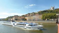 A river cruise sailing by - Avoya Travel Article: 'New for River Cruises in 2014!'