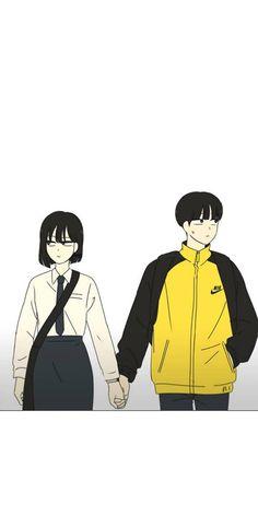 Cute Couple Wallpaper, Pretty Phone Wallpaper, Cute Couple Drawings, Cute Couple Art, Anime Couples, Cute Couples, Chibi Couple, Minimalist Wallpaper, Fashion Couple