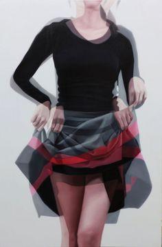 Ho-Ryon Lee's Overlapping Images | Trendland: Fashion Blog & Trend Magazine