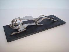 Kamassutra feito com garfos. Visite o  meu BLOG: saulrogerioartesanato.blogspot.pt