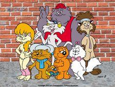 Heathcliff (1984-1986)