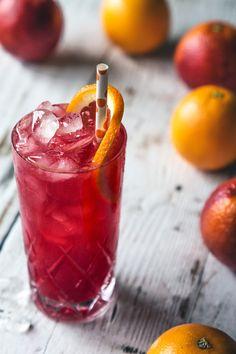 Garibaldi Cocktail | HonestlyYUM