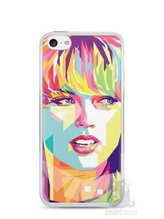 Capa Iphone 5C Taylor Swift #3