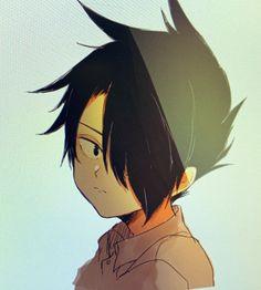 かわいいいいいいいの😍😍😍😍 Norman, Anime Manga, Anime Art, Vocaloid, Anime Child, Mirai Nikki, Neverland, Kawaii, Fan Art