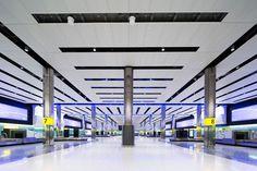 La nueva Terminal 2 de Heathrow: seis años de planificación y construcción - el Blog de Ferrovial