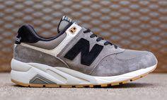 New Balance 572 Grey/Black