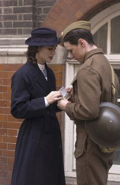 Character is a must for  Atonement  star Keira Knightley