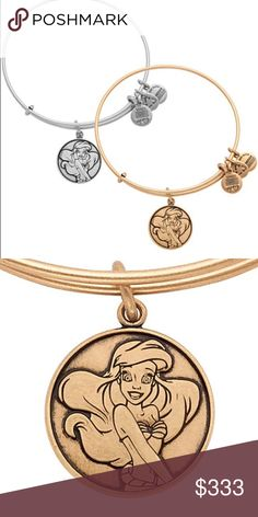 🚫 ISO 🚫Ariel Alex and Ani Bangle LOOKING FOR Ariel Alex and Ani bracelet bangle! I would like either the gold or silver in New or Like New condition. Please tag me or comment on this post if you see one or are willing to park with yours! Thanks ladies! ☺️ Alex & Ani Jewelry Bracelets