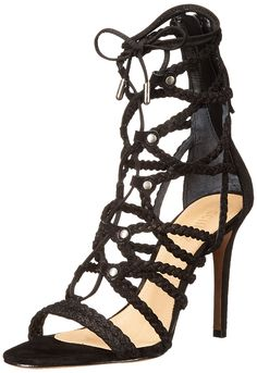 Schutz Women's Glenna Dress Sandal *** Additional details at the pin image, click it  : Gladiator sandals