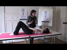 Exercices des muscles abdominaux préservant le périnée - YouTube