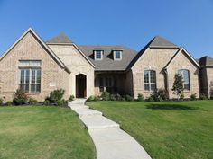 Amazing One Story Home Alston Floorplan in Prosper marketed by Christine Shannon of Keller Williams Frisco Stars