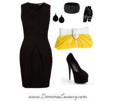 www.DominieLuxury.com #handbag #handbags #tote #bags #bag #purse #shoulderbag #clutch #pouch #hobo #elegant #luxury #sophisticated #redcarpet