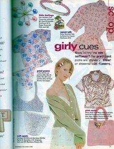 Discover recipes, home ideas, style inspiration and other ideas to try. 90s Teen Fashion, Early 2000s Fashion, Fashion Outfits, Seventeen Magazine, Fashion Catalogue, Mo S, Cute Outfits, Stylish Outfits, Vintage Fashion